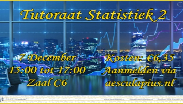Tutoraat Statistiek 2